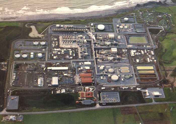 Methanol-to-Gasoline plant in New Zealand