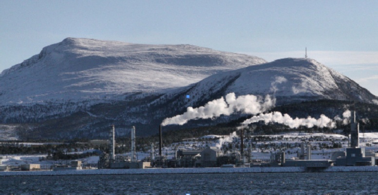 The Sundance Fuels project would synthesize gasoline from natural gas, hydrogen and oxygen at a refinery in Chetwynd. The company says the plant would be similar to this Statoil gas plant in Norway